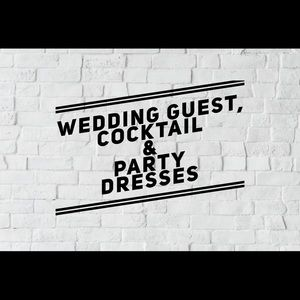 Wedding Guests, Cocktail, & Party Dresses